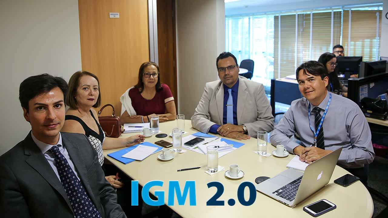 Publix apresenta novo IGM 2.0 à Câmara de Gestão Pública