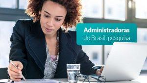 Mulheres graduadas em Administração no Brasil