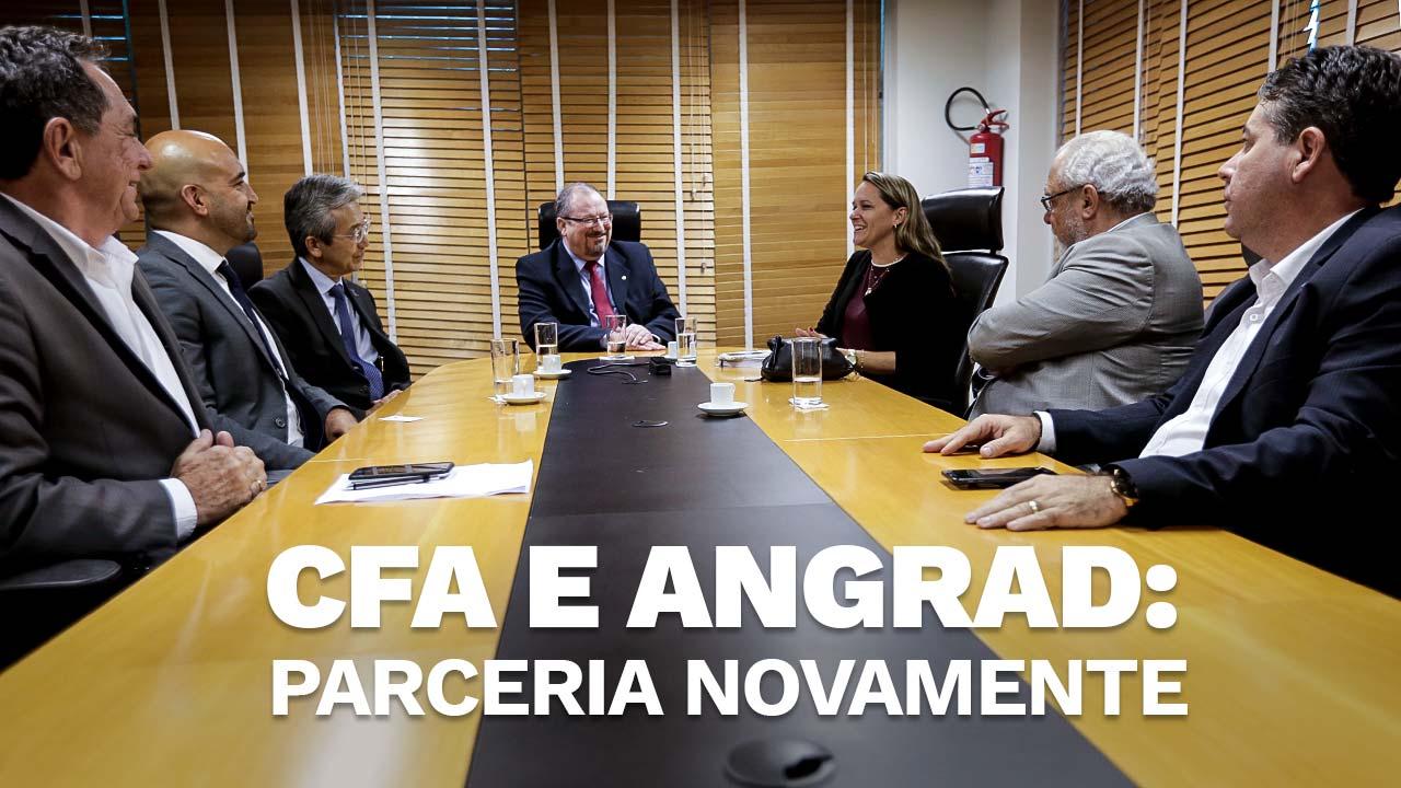 CFA e Angrad retomam parceria
