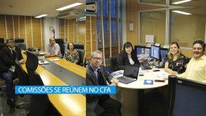 Semana movimentada no Conselho Federal de Administração