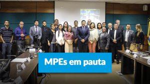 Fórum discute futuro das MPEs
