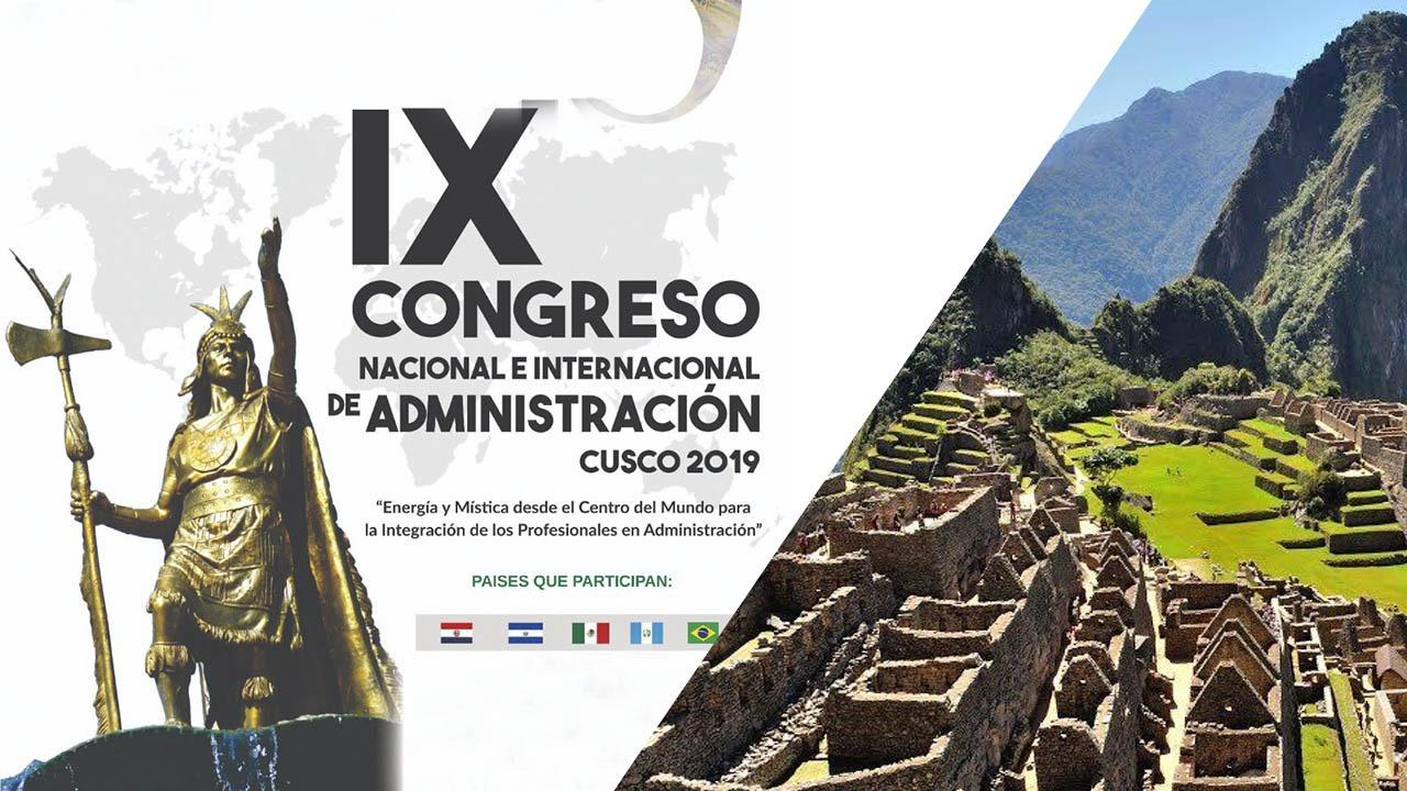 Mauro Kreuz: futuro da Administração será discutido no Peru em junho