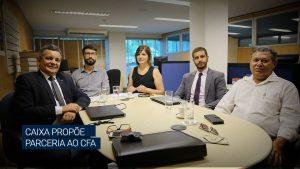 MPEs: Caixa apresenta proposta de parceria para CFA