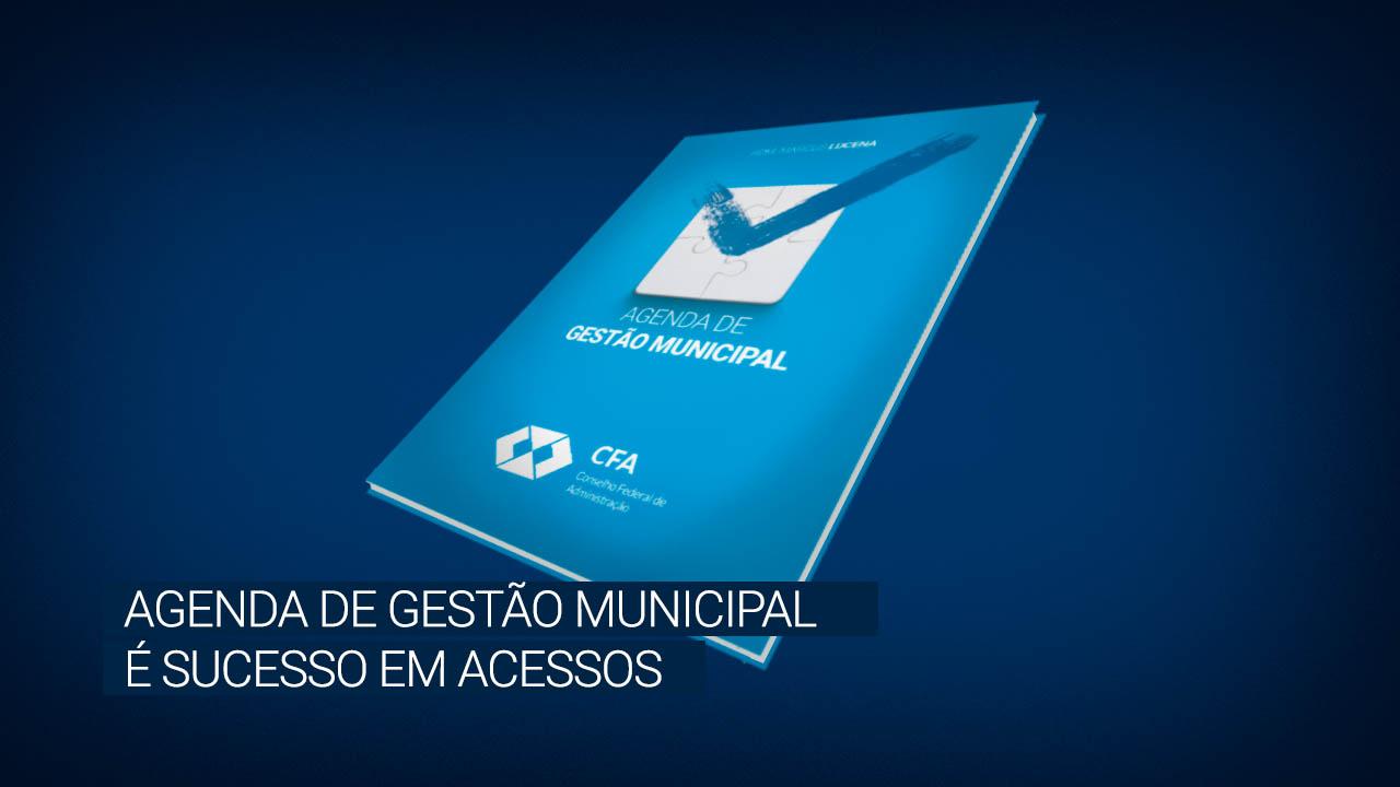Agenda de Gestão Municipal é sucesso em acessos