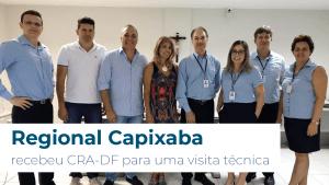 Ações de fiscalização do CRA-ES são destaque