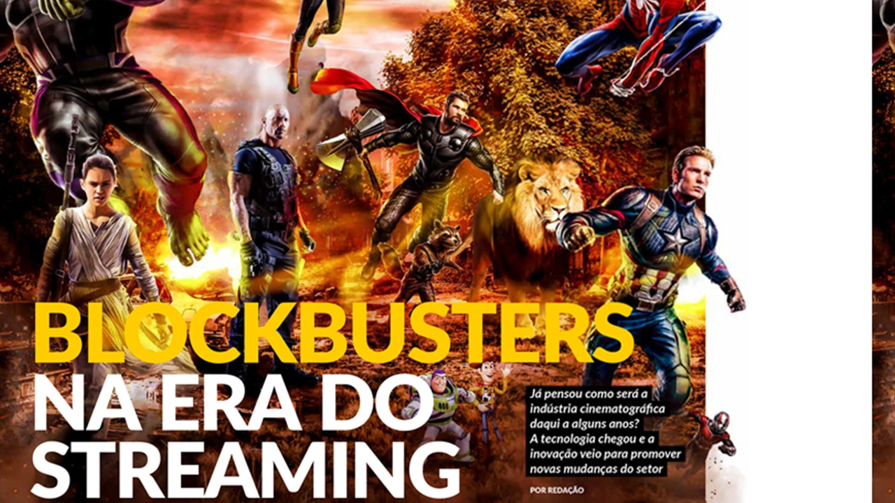 RBA 128 | Blockbusters na era do streaming