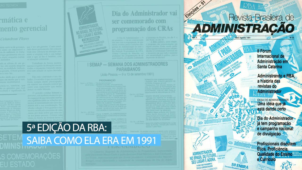 1991: A RBA passava a ser veiculada em todo o Brasil