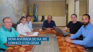 CFA participa de audiência pública em Nova Alvorada do Sul