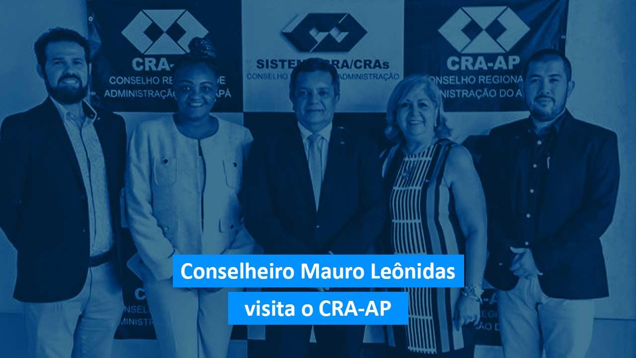Vice-diretor da CFP cumpriu uma extensa agenda de compromissos no Amapá