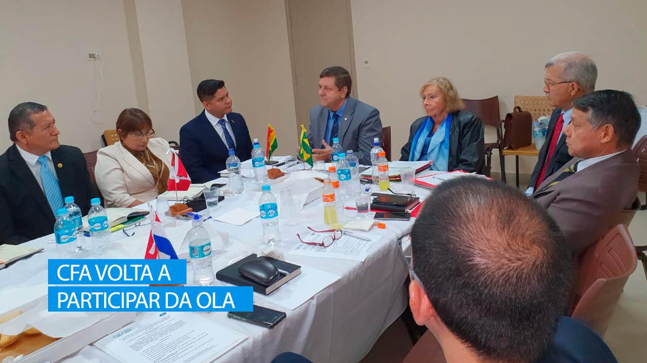 A retomada da parceria foi celebrada durante reunião no Paraguai