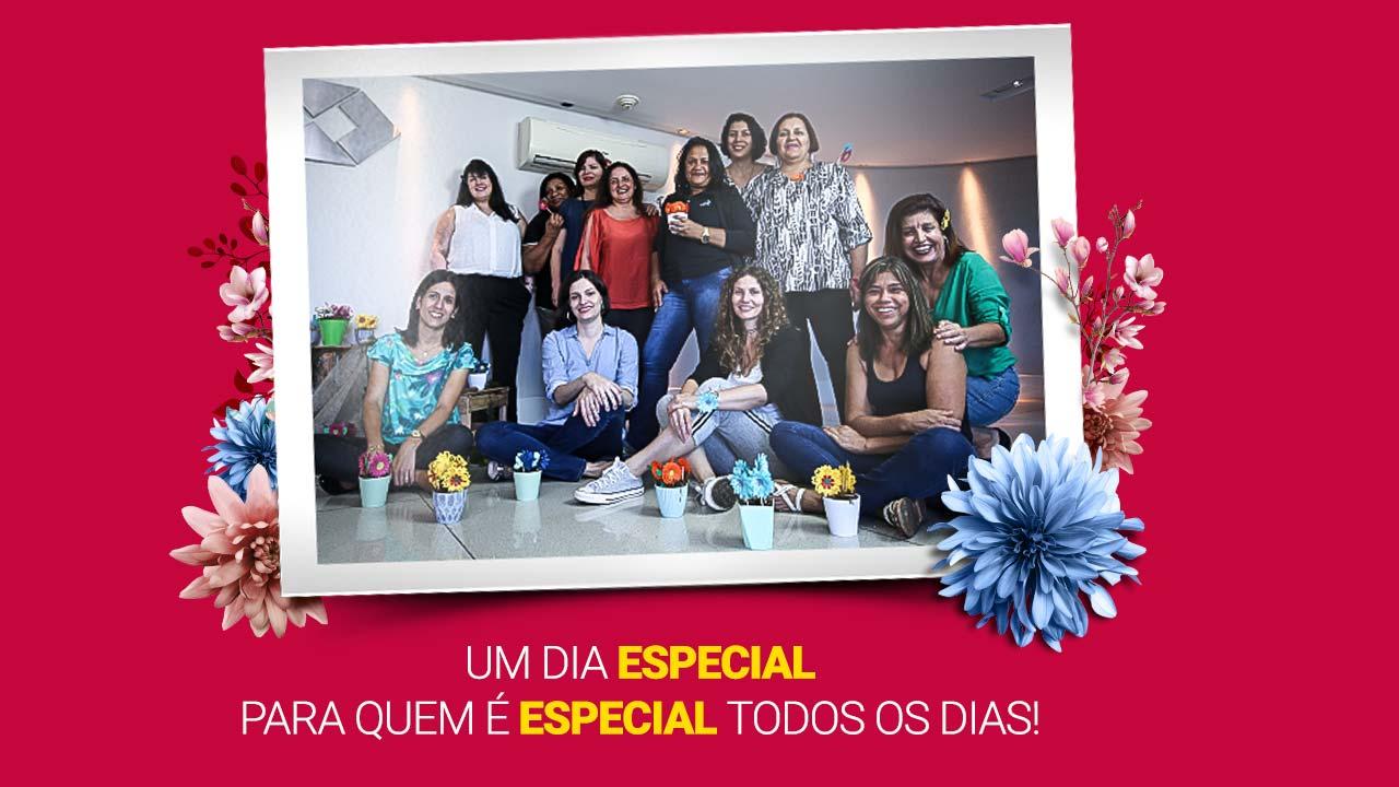 Projeto traz decoração especial de Dia das Mães