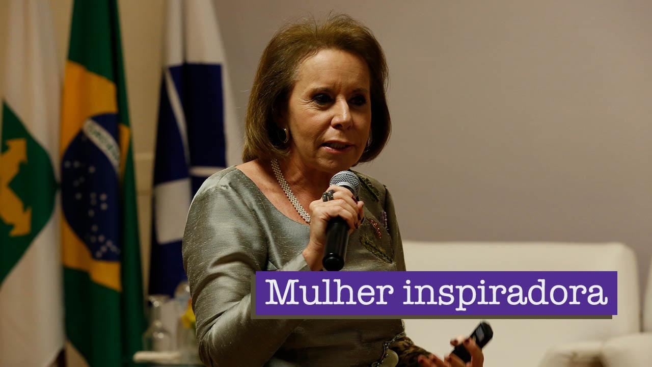 Mulher inspiradora: Janete Vaz abre o II Fórum das Profissionais de Administração