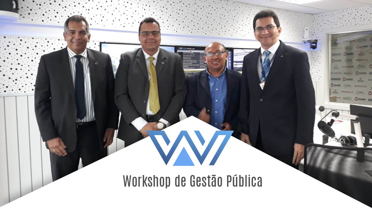 Workshop de Gestão Pública movimenta capital Amazonense