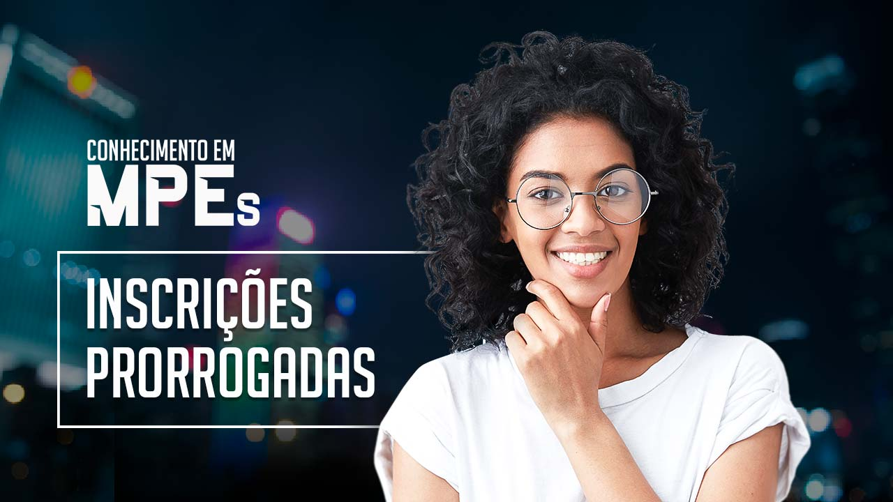Read more about the article Capacitação em MPEs: prazo termina no domingo