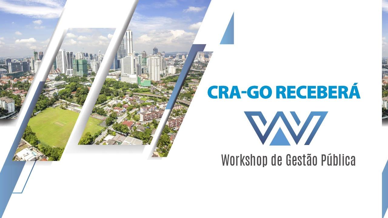 Workshop de Gestão Pública chega a Goiás