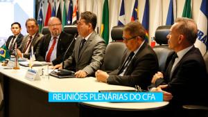 CFA realiza reuniões plenárias de junho em Brasília