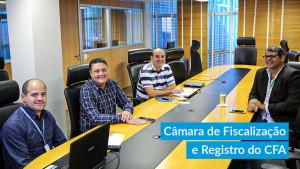 Reunião da CFR discute projetos para 2019
