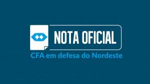 Conselho Federal de Administração em defesa do Nordeste