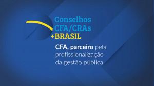 CFA, parceiro pela profissionalização da gestão pública