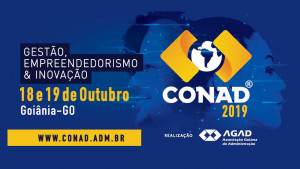 Conad 2019 – Empreendedorismo e inovação são destaques em Goiânia