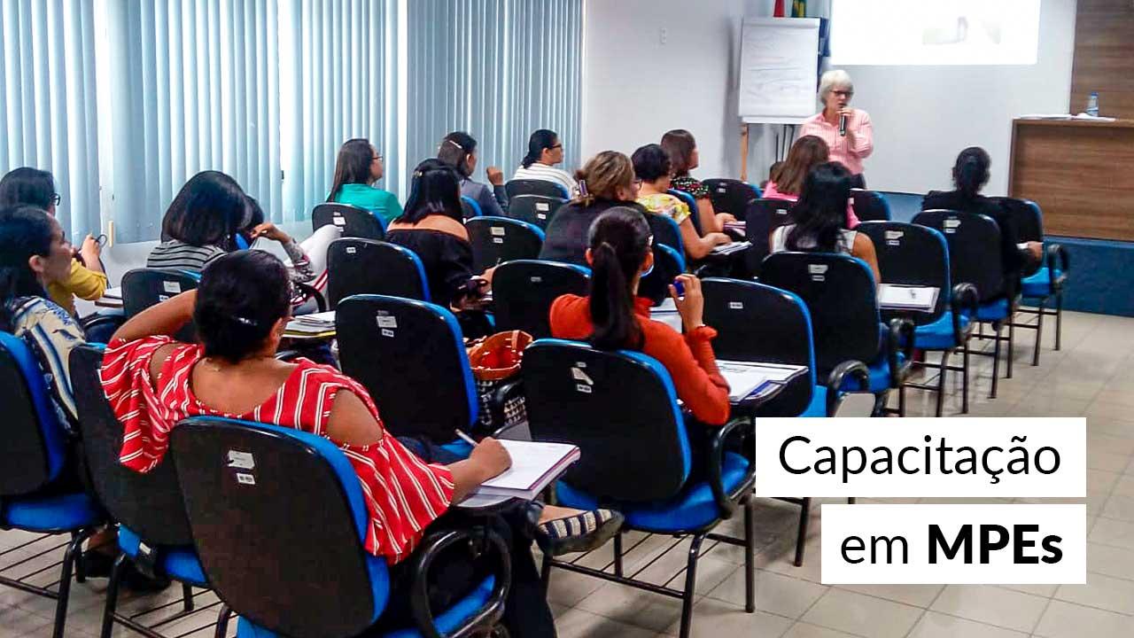 Aula inaugural de Capacitação em MPEs acontece no Amazonas