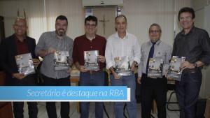 Secretário é destaque em Revista Brasileira de Administração