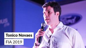 Tonico Novaes fala sobre disruptividade e novas tendências na administração