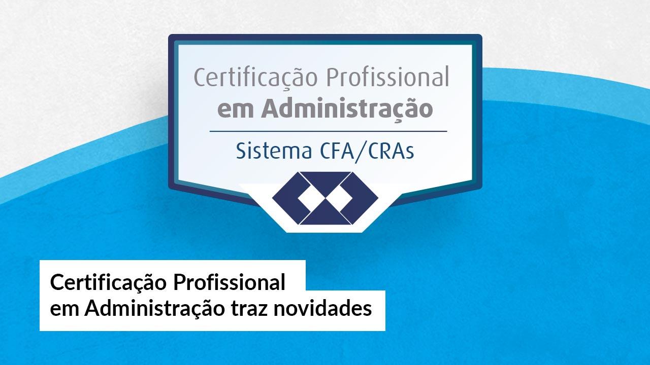Curso capacitará profissionais que buscam certificação