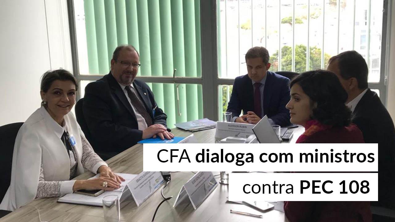 Diálogos no Ministério da Economia
