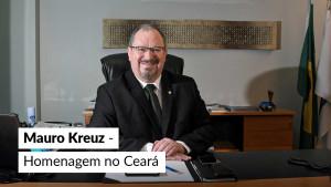 Presidente do CFA será homenageado pela AL do Ceará