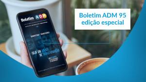 Dia do Profissional de Administração em foco no Boletim ADM