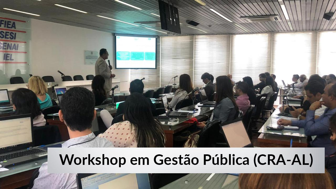 CFA e CRA-AL organizam Workshop, com treinamento no IGM-CFA