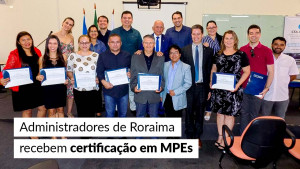 CRA-RR: administradores concluem Programa de Capacitação em MPEs