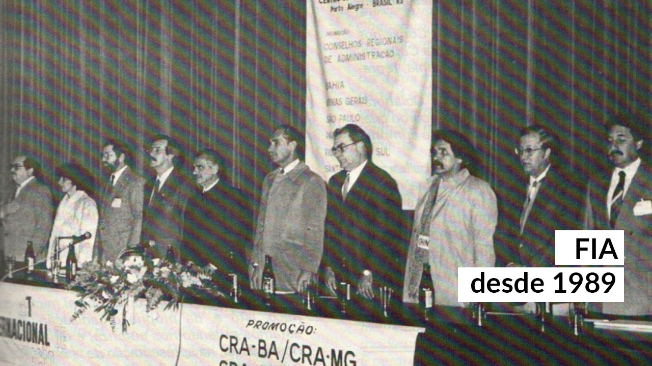 1989/2019: 30 anos de Fórum Internacional de Administração