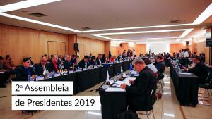 Assembleia reúne presidentes, diretores e conselheiros federais