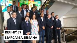 Presidente do CFA cumpre agenda de compromissos durante XVI FIA