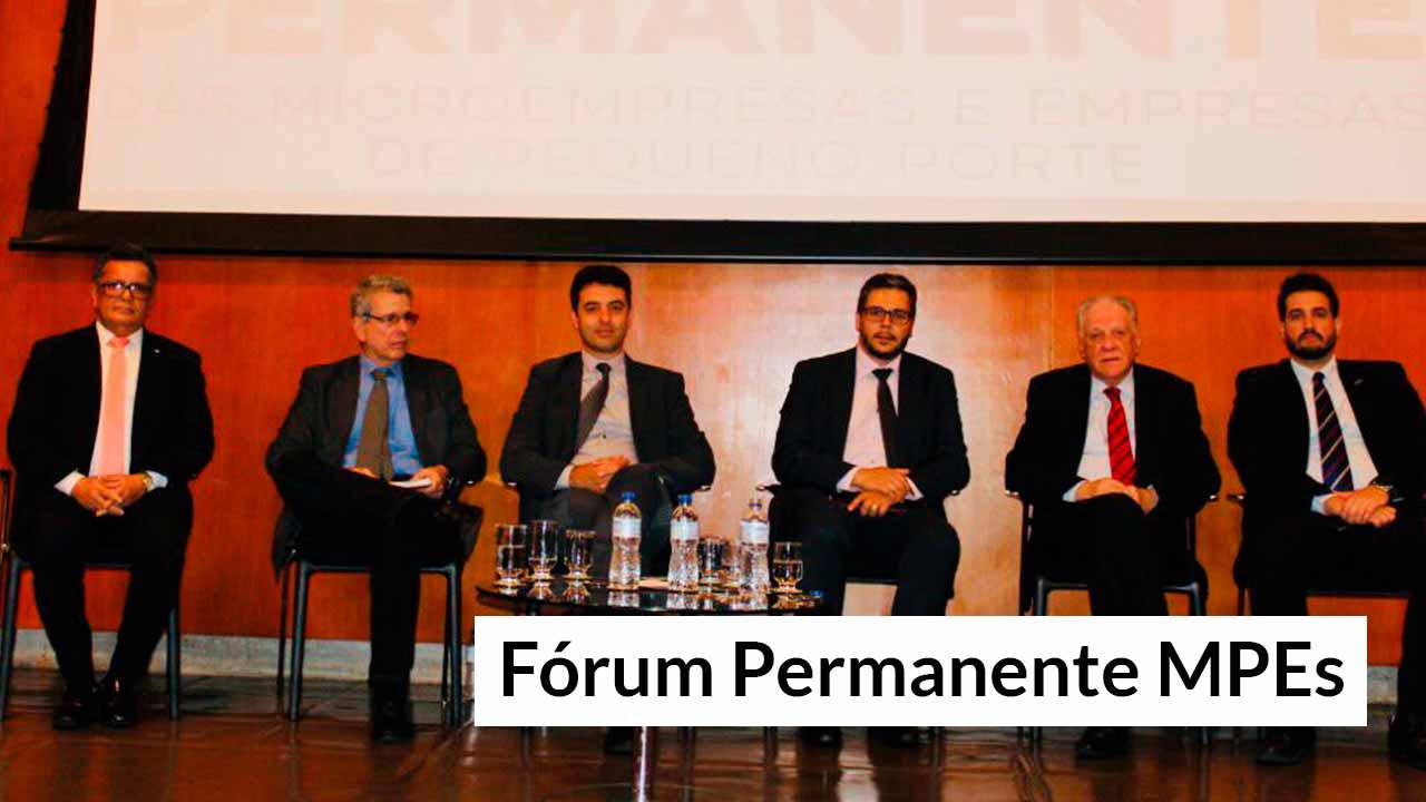 Fórum Permanente de MPEs planeja atividades para 2020