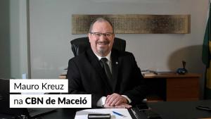 Mauro Kreuz comenta o cenário atual da Administração no Brasil na CBN