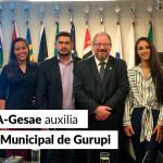 Câmara Municipal de Gurupi recebe capacitação do Sistema CFA-Gesae