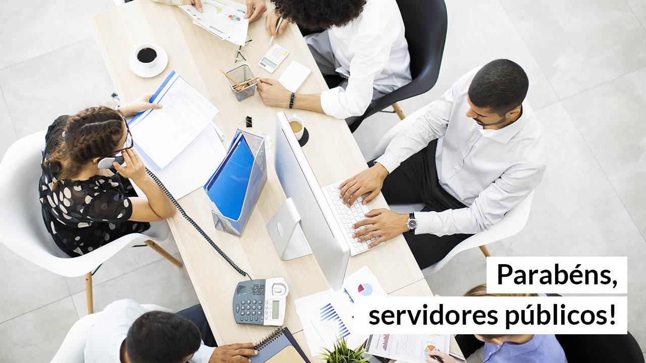 CFA parabeniza os servidores públicos de todo o país