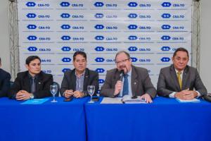 Palmas recebe reuniões do Sistema CFA/CRAS