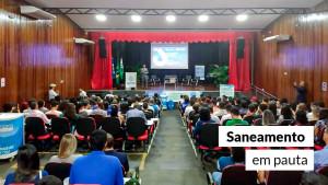 CFA participa de Fórum de Saneamento em Mato Grosso