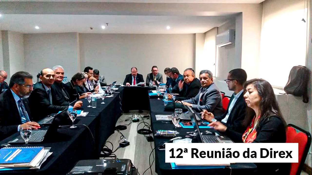 Diretoria Executiva do CFA se reúne em Belém-PA