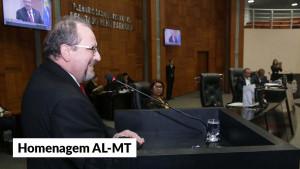 Presidente do CFA recebe 'Moção de Aplausos' em MT