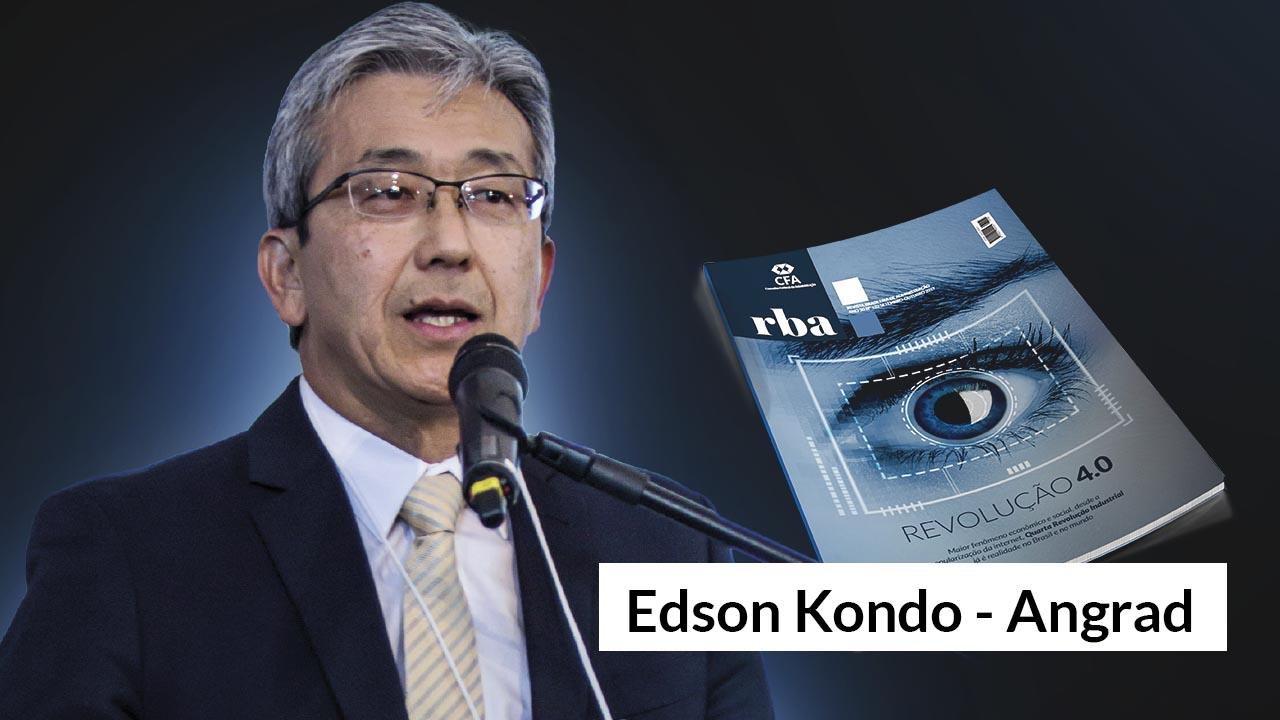 Leia o restante da entrevista do professor Edson Kondo, da Angrad