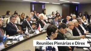 Direx e Reuniões Plenárias de dezembro acontecem no CFA