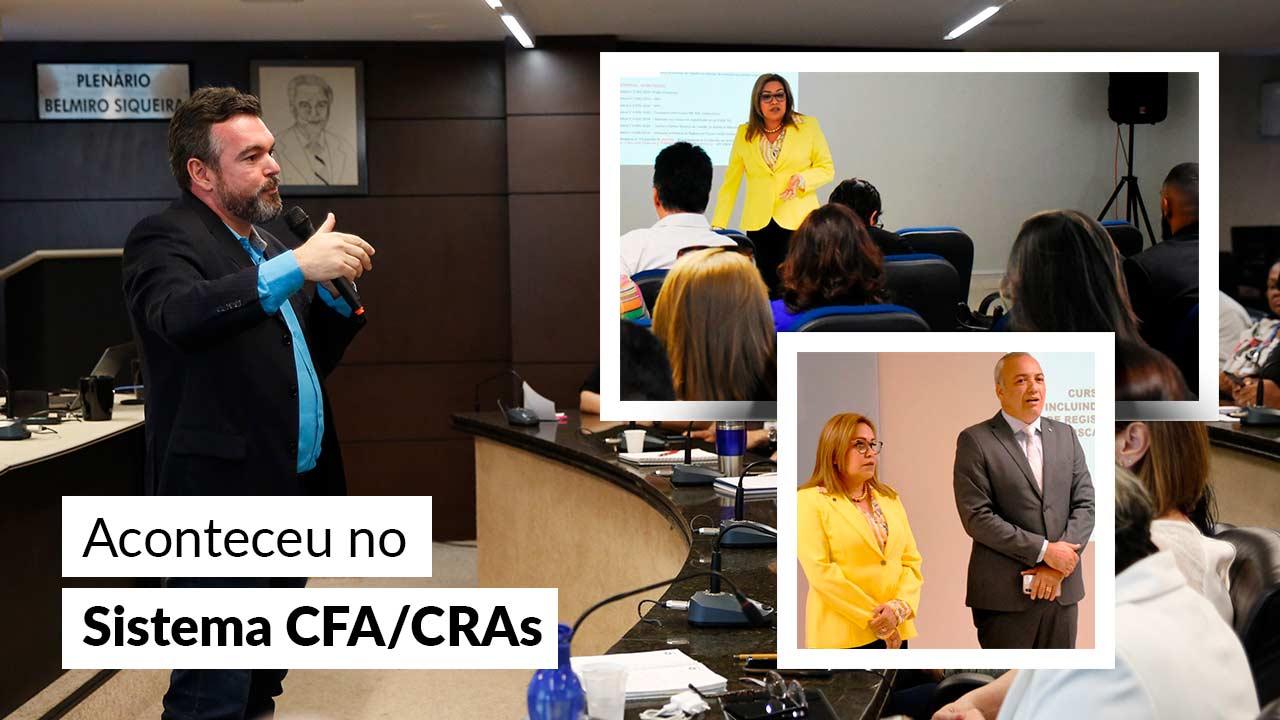 Qualificação: eventos capacitam colaboradores do Sistema CFA/CRAs
