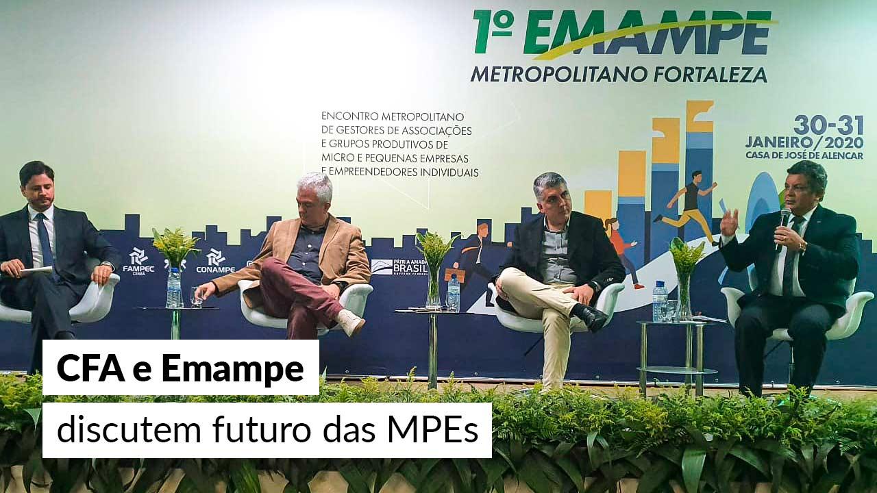 Futuro das MPEs é discutido em evento sobre associativismo e resultados