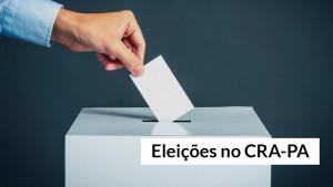 Tudo pronto para as eleições do CRA-PA
