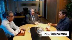 Conselhão e Sindecof planejam ações para proteger conselhos da PEC 108